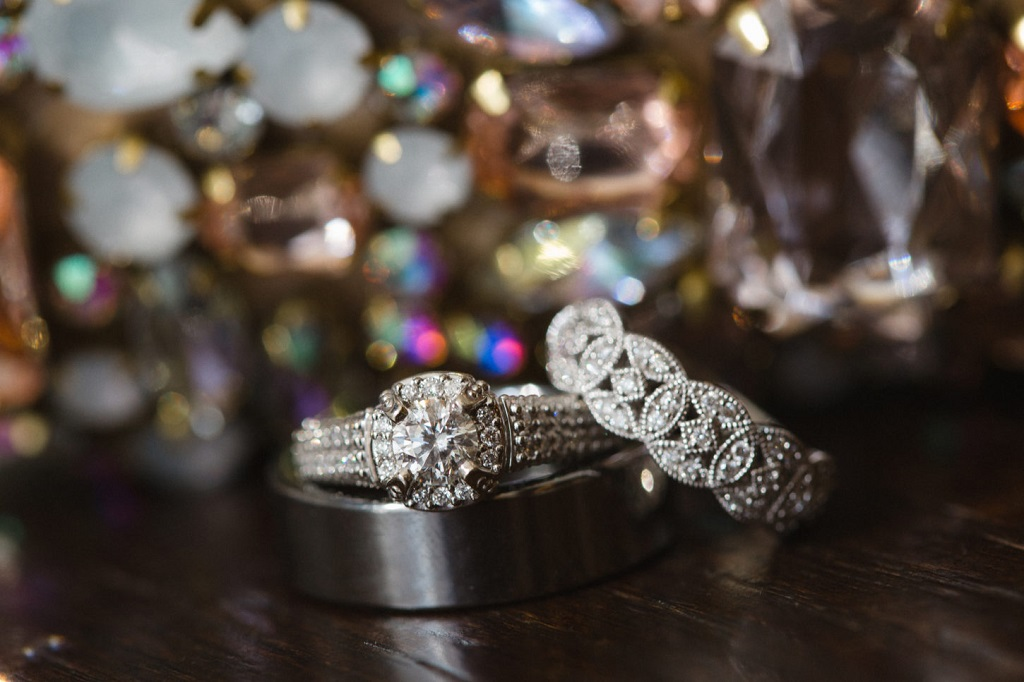 Wedding and Engagment Ring