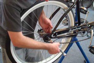Cruiser Bike Shifter to Chain