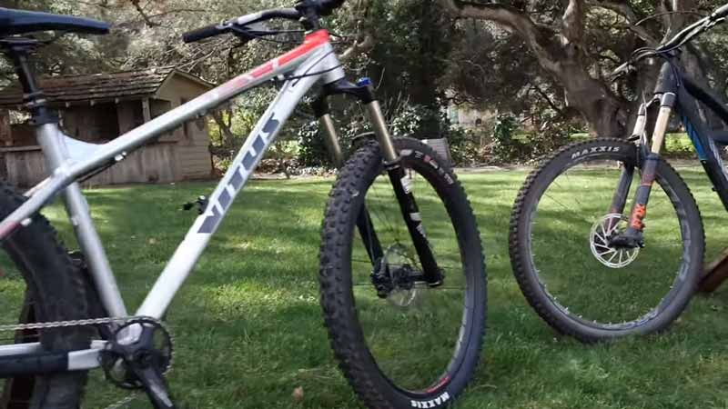 Buy A Hardtail or Full Suspension Mountain Bike